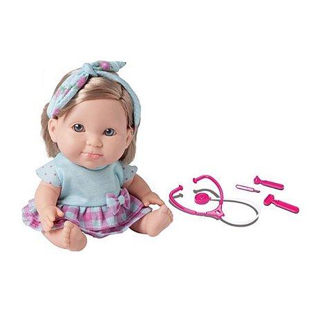 Boneca Betsy Doll Um Dia No Pediatra - Candide