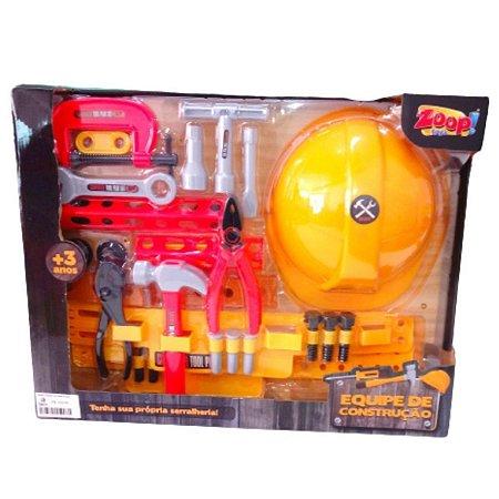 Construir e Brincar - Equipe de Construção - Zoop Toys