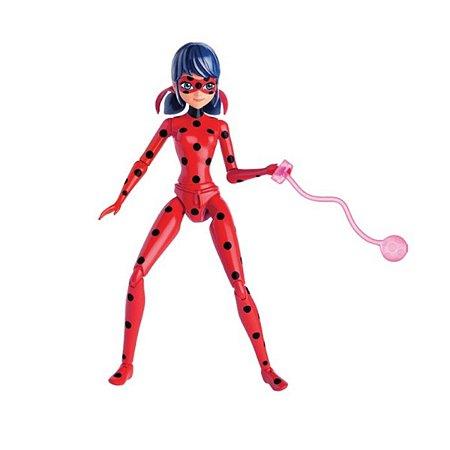 Boneca Miraculous Ladybug - Sunny