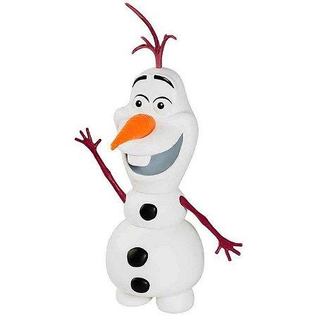 Boneco Vinil Olaf Frozen 28 Cm - Lider