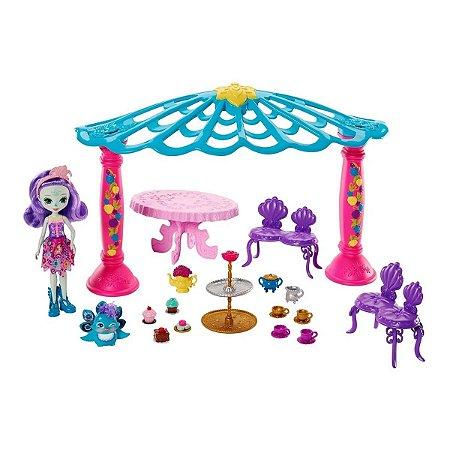 Playset Enchantimals - Quiosque - Mattel