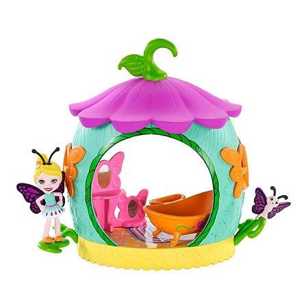 Enchantimals Sala De Banho Cocoon - Mattel