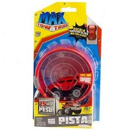 Mini Max Tow Truck Pista - Dtc vermelho