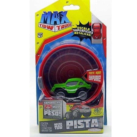 Mini Max Tow Truck Pista - Dtc verde