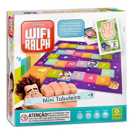 Mini Tabuleiro Wifi Ralph - Copag