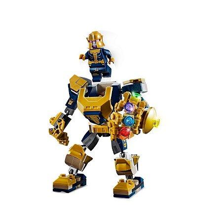 Lego Super Heroes Robô Thanos 152 Peças