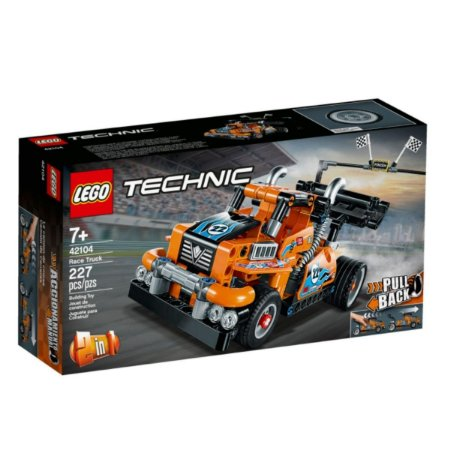 Caminhão De Corrida 227 PCS - Lego Technic