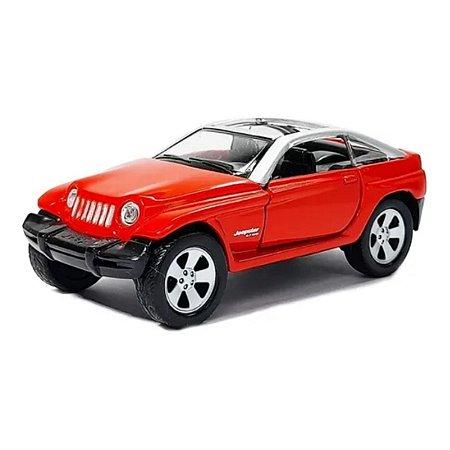 Miniatura Jeep Jeepster Free Wheels