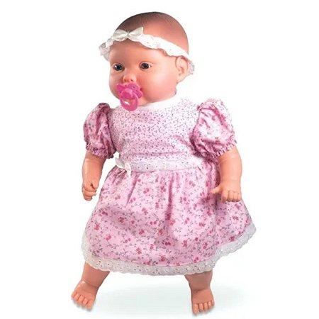 Boneca Bebezão Athina - Milk