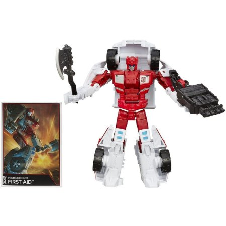 Transformers Combiner Wars - Protectobot First Aid - Hasbro