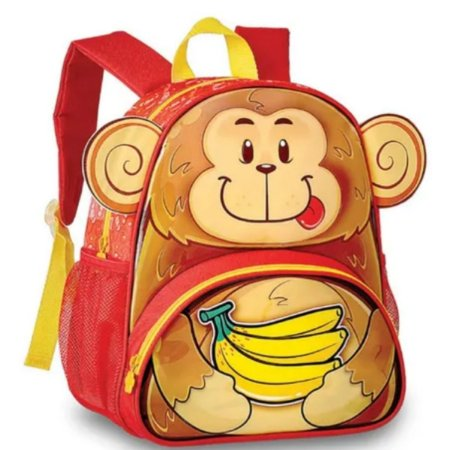 Mochila Infantil Macaco - Clio Pets
