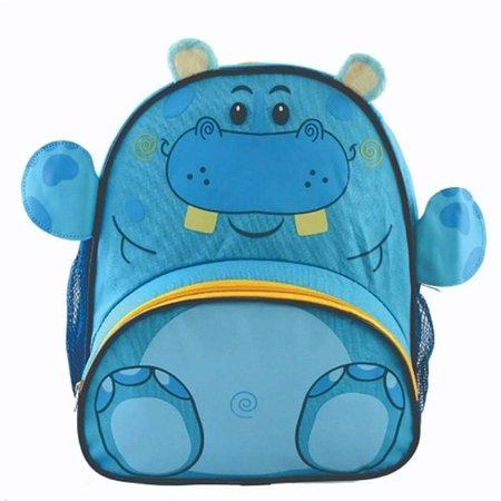 Mochila Infantil Hipopótamo - Clio Pets