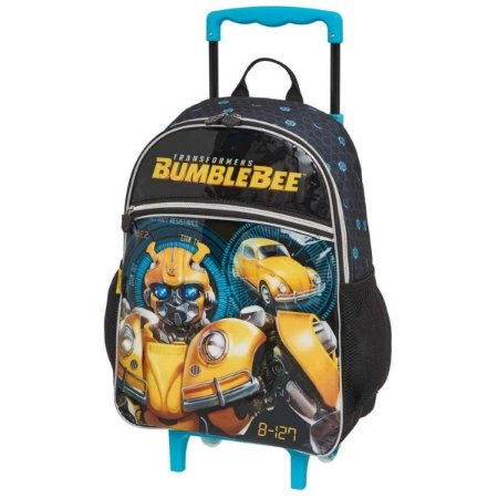 Mochila Rodinhas Transformers - Bumblebee - Pacific