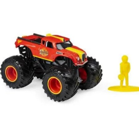 Monster Jam 1:64 - radical rescue - Sunny