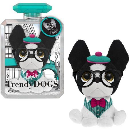 Pelúcia Perfumada Trendy Dogs Louis Paris 20Cm-Fun