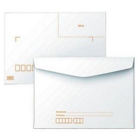 Envelopes Para Cartas Com 50 Tamanho 16x11cm