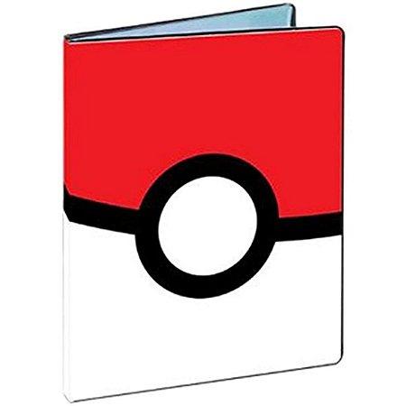Ultra Pro Pokemon Poke Bola 9 - Pocket Portfolio