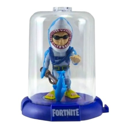 Mini Figura Fortnite Chomp Sr. 6cm Dome - Sunny