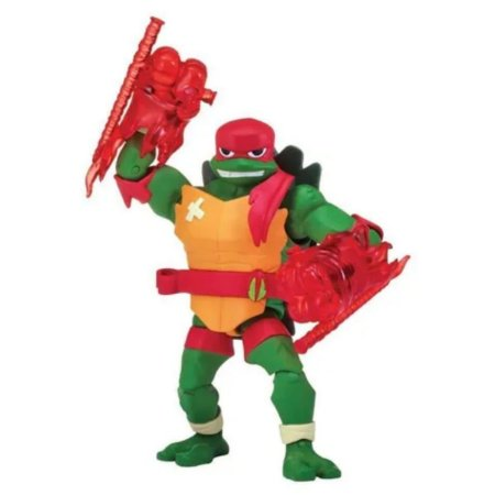 Boneco De Ação Tartarugas Ninjas - Raphael - Sunny