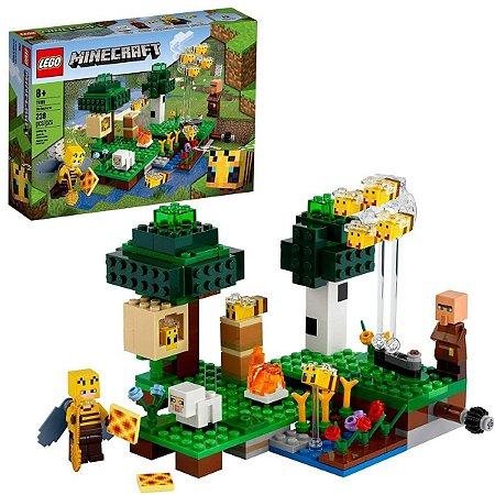 LEGO Minecraft - Fazenda de abelhas 21165