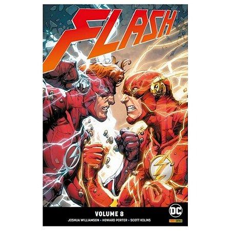 HQ Revista Gibi Flash vol. 08