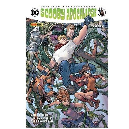 HQ Revista Gibi Scooby Apocalipse - Vol. 03