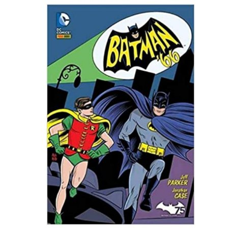 Batman 66 (Português) Capa dura – 19 dezembro 2014