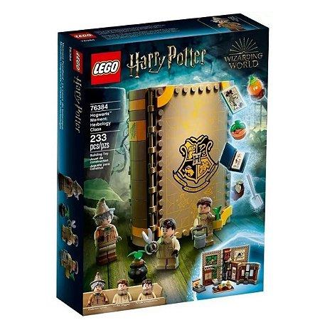 Lego Harry Potter - Momento Hogwarts: Aula Herbologia 76384