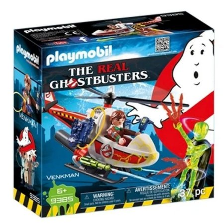 Playmobil Ghostbusters The Real Ghostbusters Sunny 9385
