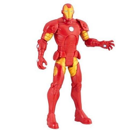 Boneco Homem de Ferro 15 cm Articulado 0649 - Iron Man