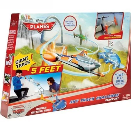Conjunto De Pista Aviões - Mattel
