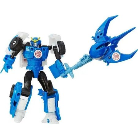 Transformers Strongarm & Sawtooth Robots In Disguise Hasbro