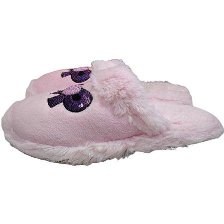 Chinelo Feminino Laço Com Solado Emborrachado Rosa - Classe