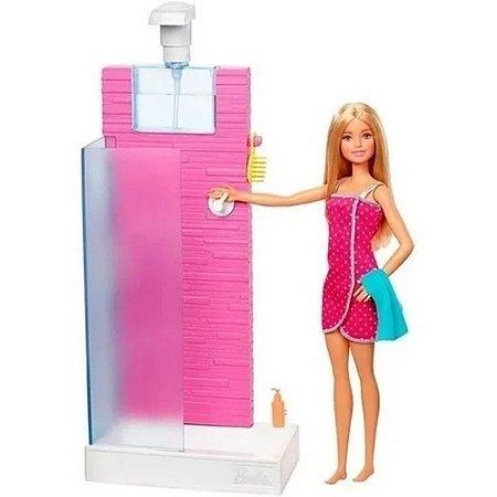 Chuveiro Da Barbie - Mattel Original
