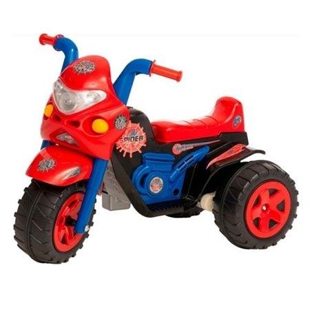 Moto Elétrica Gp Raptor Spider 6v - Bieme
