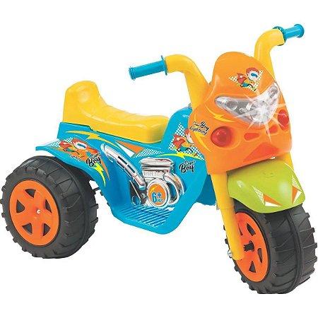 Moto Elétrica Gp Raptor Boy 6v - Biemme