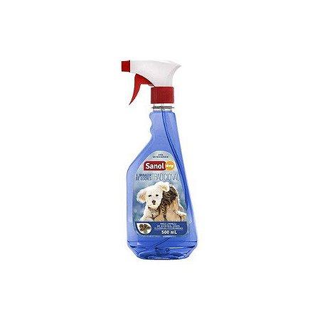 Eliminador De Odores Sanol Dog 500 ml