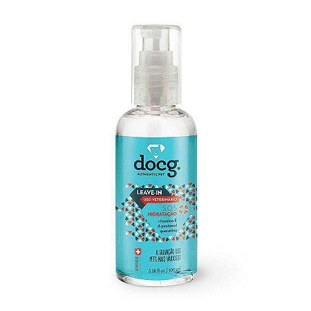 Spray SOS Hidratação Docg Leave In para Cães e Gatos 100ml
