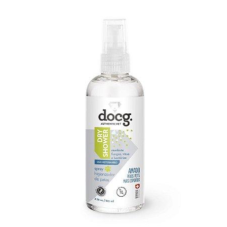 Higienizador de Patinhas - Dry Shower 100 ml