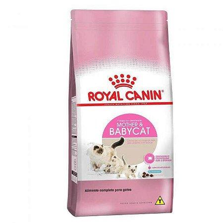 Ração Royal Canin Mother e Baby - Gatos 1,5kg
