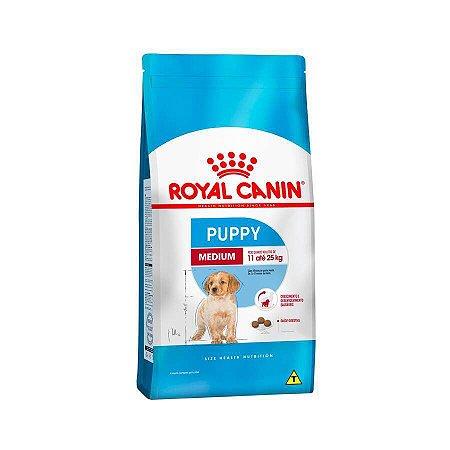 Royal Canin MP filhotes raças médias de 2 a 12 meses 15 kg
