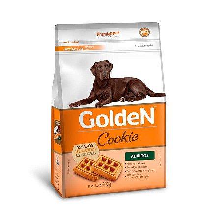 Biscoito Golden Cookie para Cães Adultos 400g