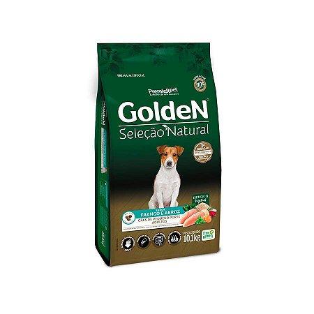 Golden Seleção Natural Cães Adultos Raças Pequenas MB 3,0kg