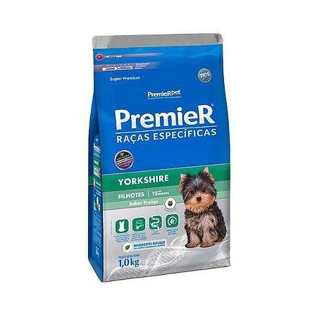 Premier Raças Específicas Yorkshire para Cães Filhotes 2,5Kg