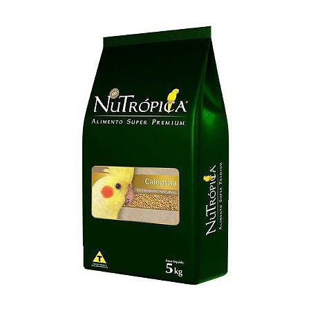 Nutrópica Natural para Calopsita 5 Kg