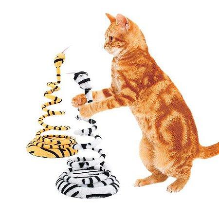 Brinquedo João Bobo Chalesco para Gatos