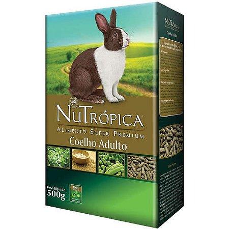 Ração Nutrópica Coelho Adulto 500 g