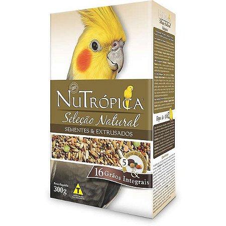 Ração Nutrópica Seleção Natural Calopsita  300g