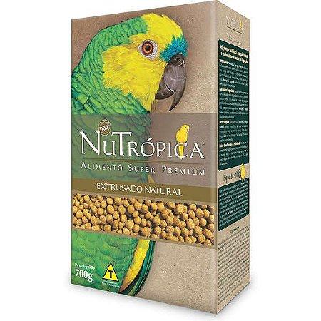 Nutrópica Papagaio Ração Natural 700g