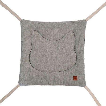 Rede para Gato London (cinza)